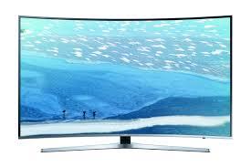 Der Fernseher UE-43KU6679 von Samsung bei MDE-Tec in Hannover