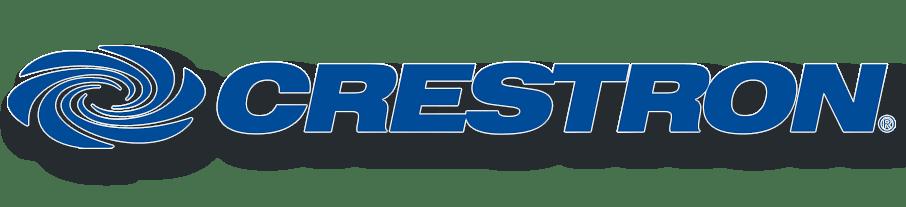 Logo der Firma Crestron Medientechnik - Partner von MDE-Tec aus Hannover