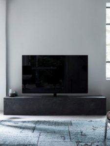 der Fernseher im Einsatz